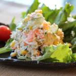 Organic Okara&Tuna Salad